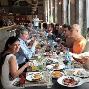 Nafplion Easter lunch