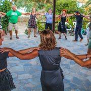 Syros dance lesson
