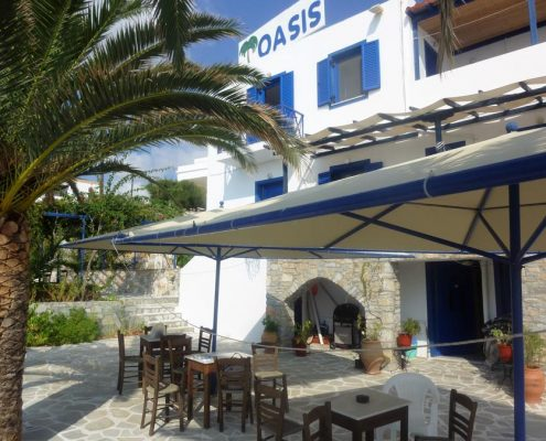 Oasis hotel Syros