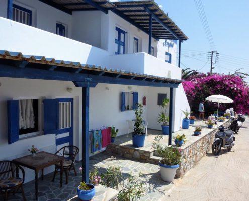 Aegean hotel Syros