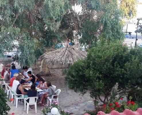 Echo hotel Syros