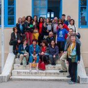 Nafplion group students
