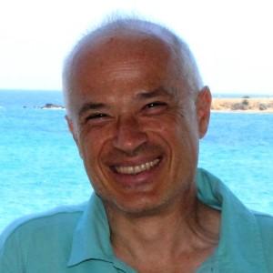 Staff member Dimitris