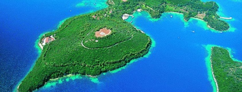Scorpios island