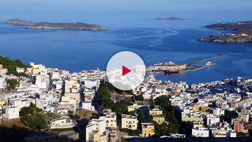 Syros Island Video