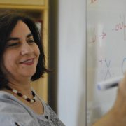 Teacher Marina