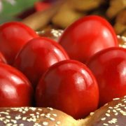 Greek Easter eggs
