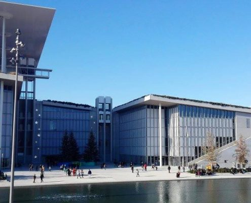 Stavros Niarchos Cultural Foundation Center