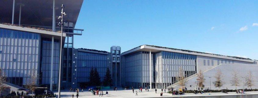 Stavros Niarchos Cultural Foundation Center