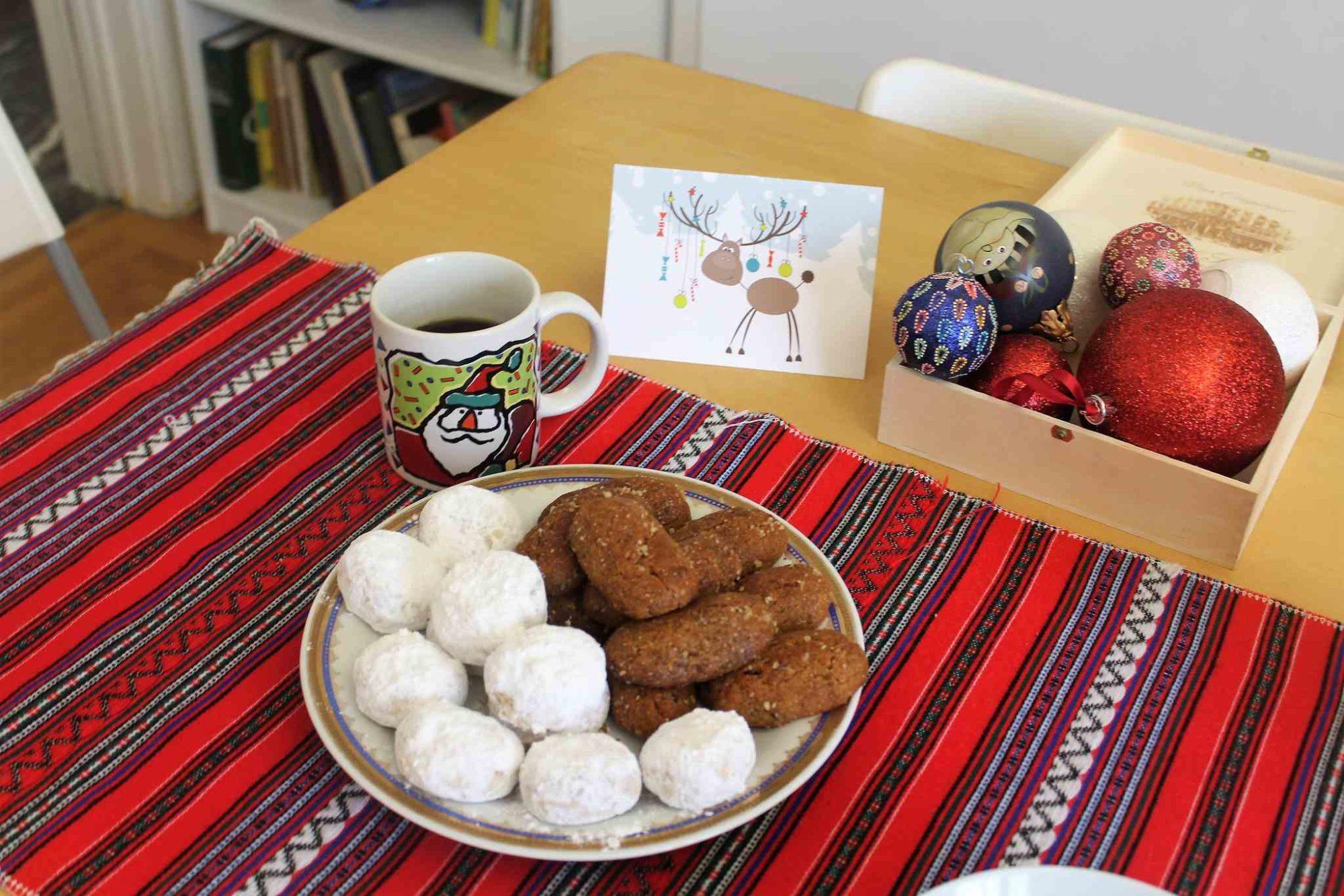 Greek Christmas.Greek Christmas Traditions Omilo