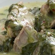 Pork and celery recipe