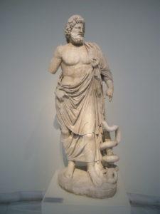 Epidaurus Asklepios