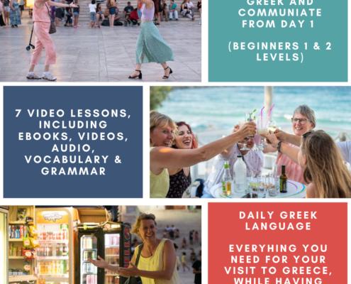 everyday Greek language