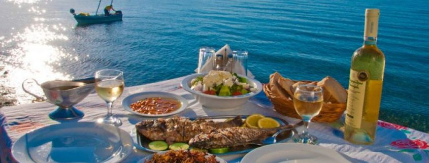 cuisine of Cyclades