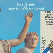 born greek
